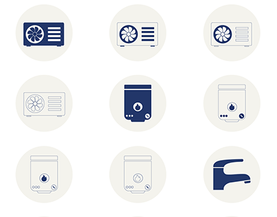 Website UI Icons