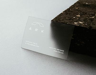 ARK - Naming + Branding