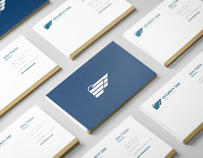 Security One Visual Identity Redesign