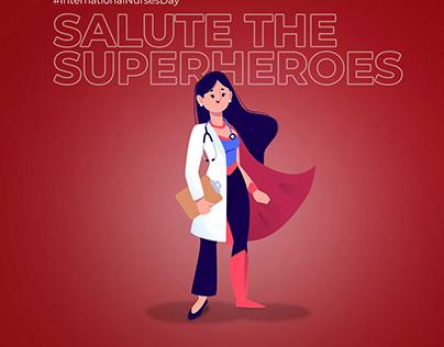 Nurses Day Ad