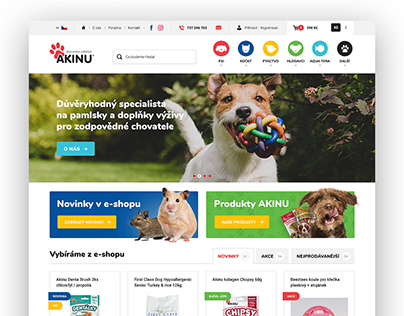 Akinu e-shop