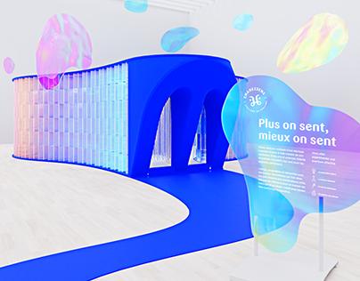 Emanezsens - Brand Identity & Pop-up Museum Concept