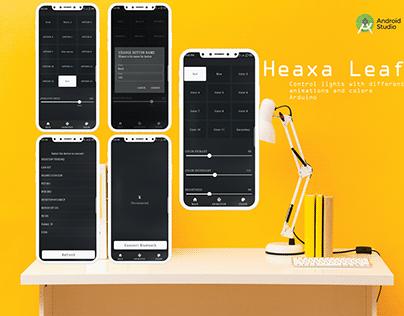 Hexa Leaf (Digital Disco Lights)