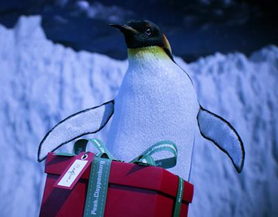 Peek & Cloppenburg Christmas Penguins