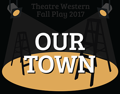 Fall Play 2017 - Our Town