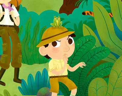Jungle explorers