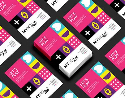 Myndkit Toys – Branding 2021