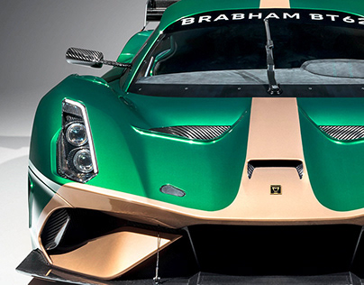Brabham: Pioneer Your Limits