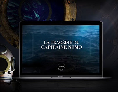 Club des DA / La tragédie du Capitaine Nemo