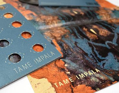 Tame Impala album packaging