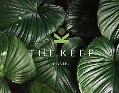 The Keep Hostel | Brand Identity