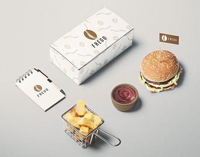 FREGO - Restaurant & Cafe Brand Identity