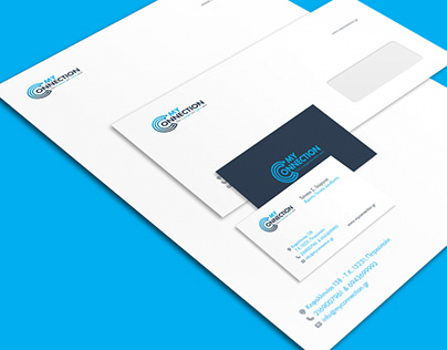 MyConnection Corporate identity