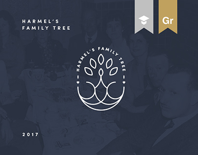 Harmel's Family Tree • Branding