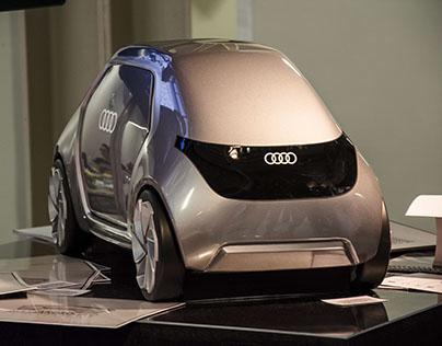 """Audi E-Twin """"Master's Degree"""""""