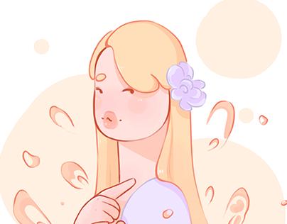 Delicate Woman 1