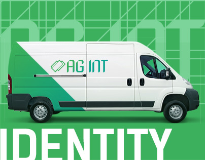 AG INT – corporate identity