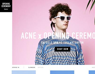 Eyewear User Interface Design
