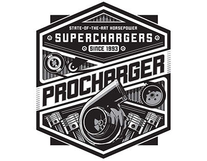 ProCharger Apparel Design