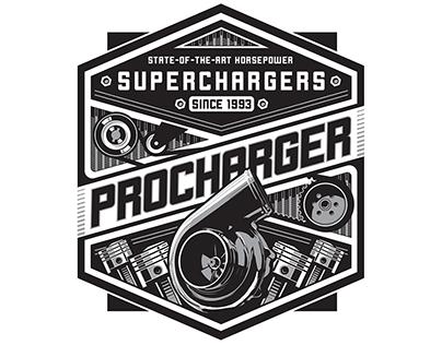 ProCharger Apparel Design