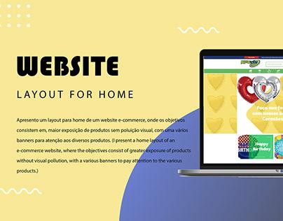 Website Home
