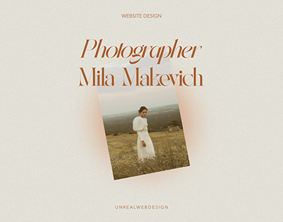 Photographer Mila Makevich