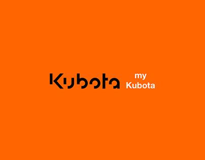myKubota Mobile App