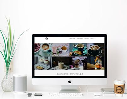 Coffeenated - Website - Online coffee order
