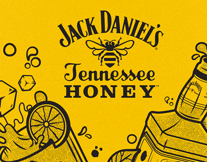 Jack Daniel's - Jack Honey Lemonade