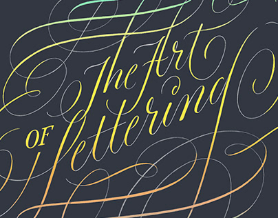 Hand-Lettered Logos Vol. 3