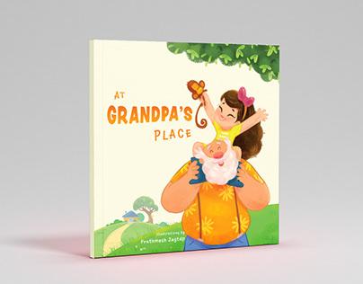 At Grandpa's Place