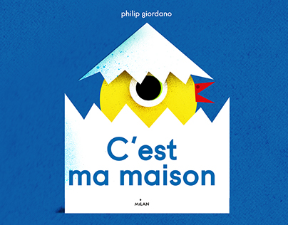 """C'EST MA MAISON"" Picture book"