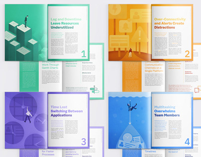 The Top 4 Productivity Obstacles eBook