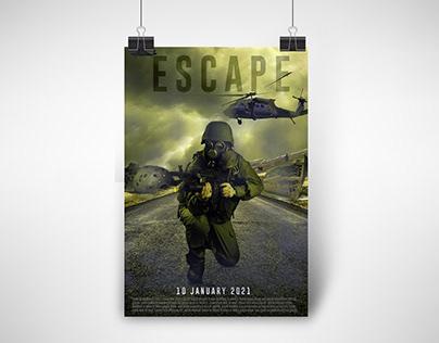 """"""" ESCAPE """" movie promotion"""