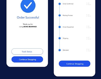 Bearing Selling App