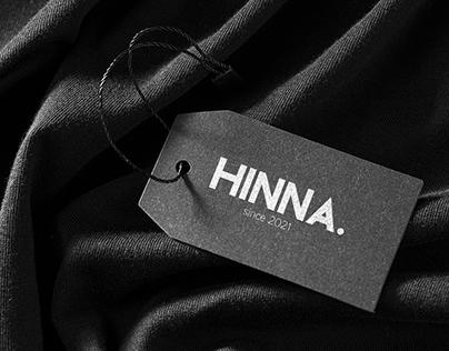 HINNA. logo