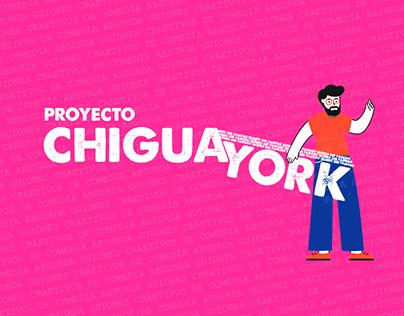 #Chiguayork