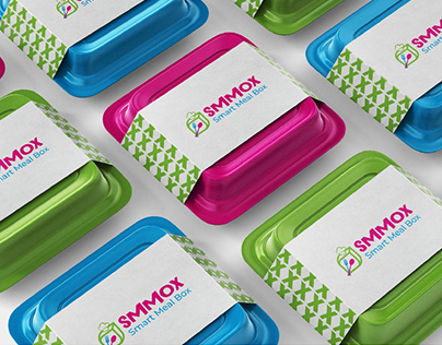 SMMOX smart meal box branding