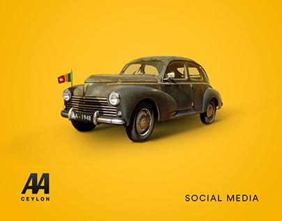 AA Ceylon - Social Media Campaign