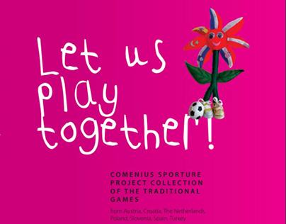 Let us play together / broshure