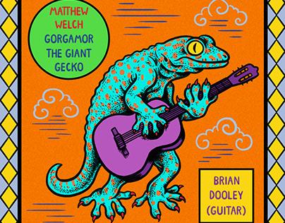 Gorgamor The Giant Gecko