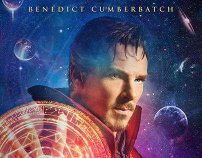 Doctor Strange - Movie poster tribute