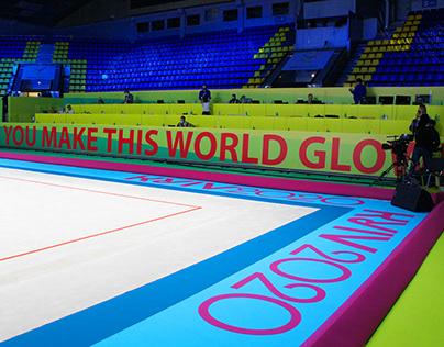 36th European Rhythmic Gymnastics Championships - 2020