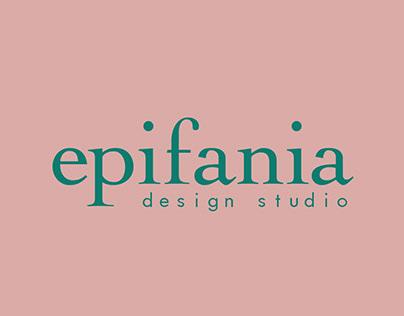 EPIFANIA · design studio   BRANDING & VISUAL IDENTITY
