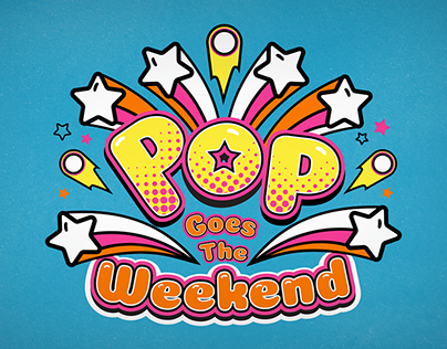 RTÉ Jr Pop Goes The Weekend Opening Title