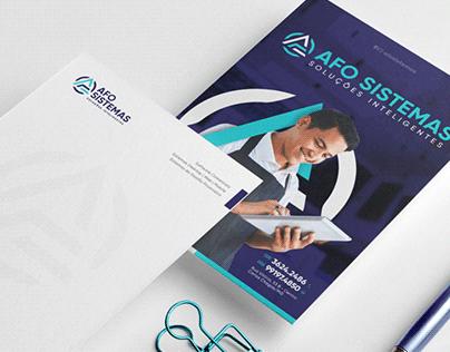Rebranding | AFO Sistemas