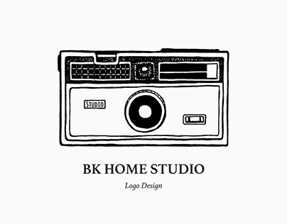 BK Home Studio: Logo Design