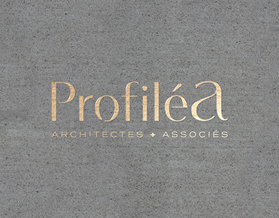 ProfiléA — branding