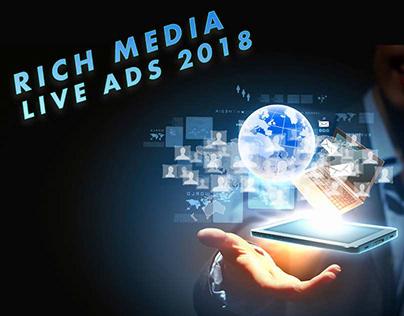 Rich Media Live Ads 2018