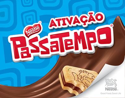 Projetos Nestlé